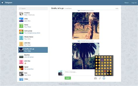 How To Use WhatsApp Rival 'Telegram' on Ubuntu Desktop ...