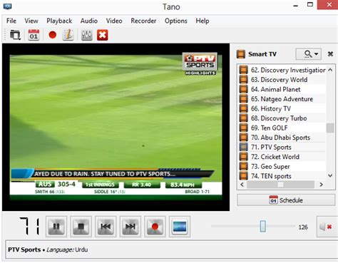 How to Watch PTCL Smart TV (IPTV) on VLC Player / Tano ...