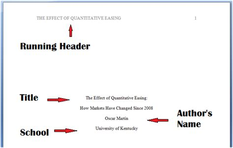 How to Write a Paper in APA Essay Format (Updated for 2018)