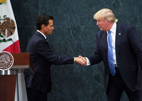 How Trump made a fool out of Mexico.