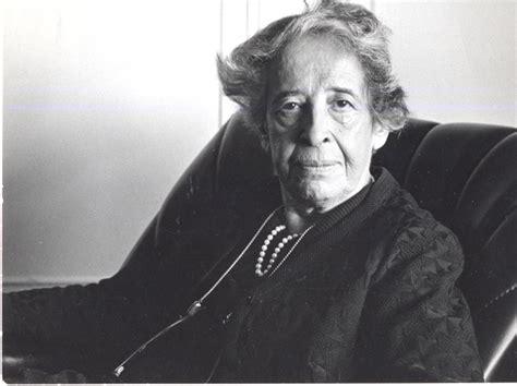 Hoy en la historia judía / Nace la intelectual Hannah Arendt