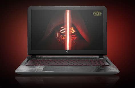 HP presenta un portátil para los fans de Star Wars