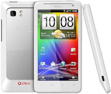HTC Velocity 4G Vodafone características y ...