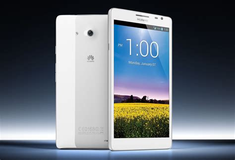 Huawei and Sony say size matters at CES 2013   Pocketables