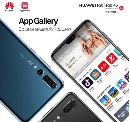 Huawei App Gallery: así es la alternativa a Google Play ...