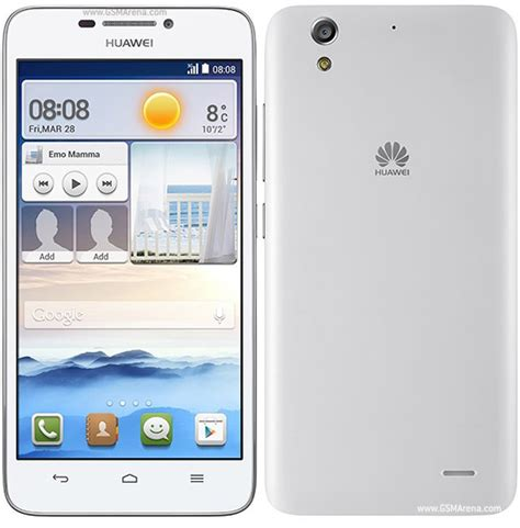 Huawei Ascend G630 pictures, official photos