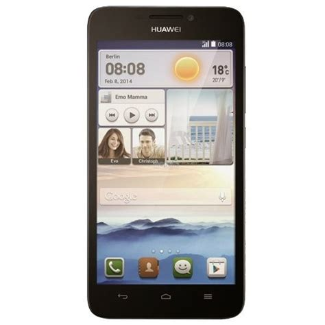 Huawei Ascend G630 » Smartphone