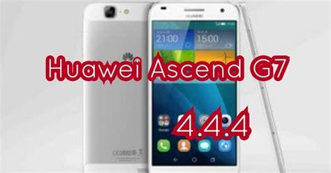 Huawei Ascend G7 4.4.4 KitKat Orjinal Rom Yükle | Android ...