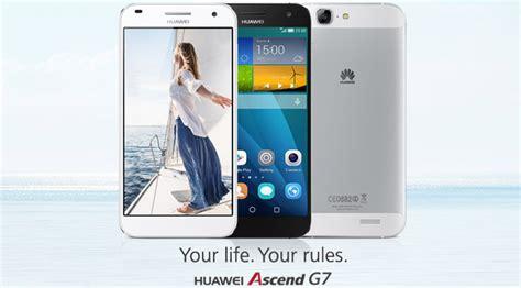 Huawei Ascend G7: toda la información