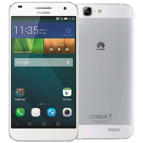 Huawei Ascend G7  White/Silver , SmartPhone Android ...