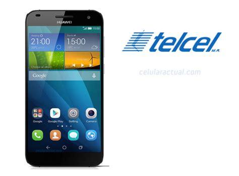 Huawei Ascend G7 ya en México con Telcel - Celular Actual ...