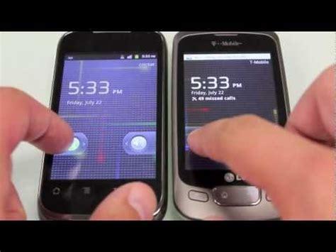 Huawei Ascend II Video clips