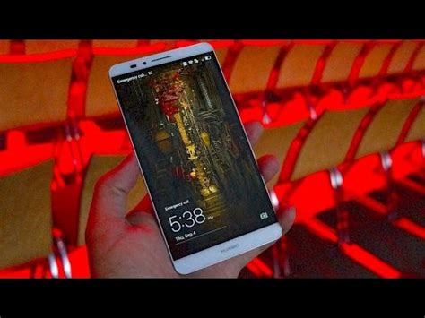 Huawei Ascend Mate7 Video clips