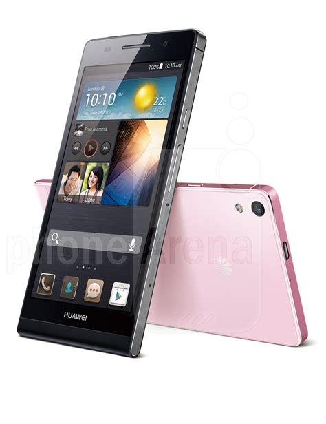 Huawei Ascend P6 specs