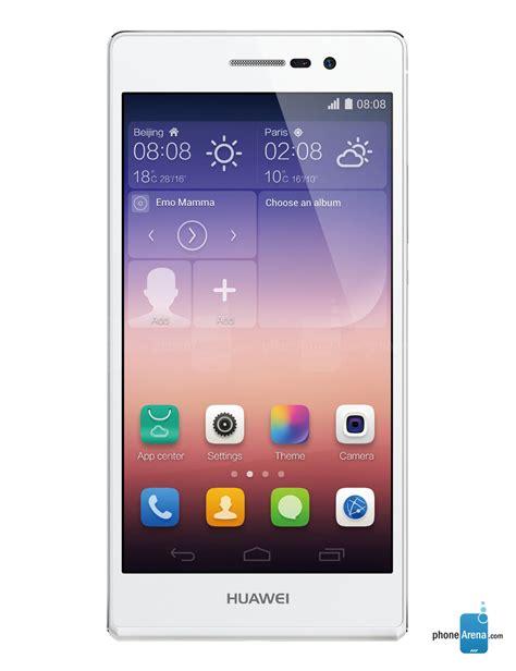 Huawei Ascend P7 full specs
