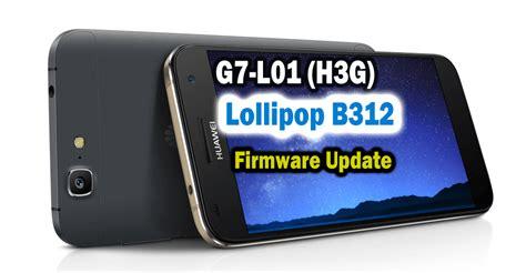 Huawei G7 L01 Lollipop EMUI 3.1  H3G   Ministry Of ...