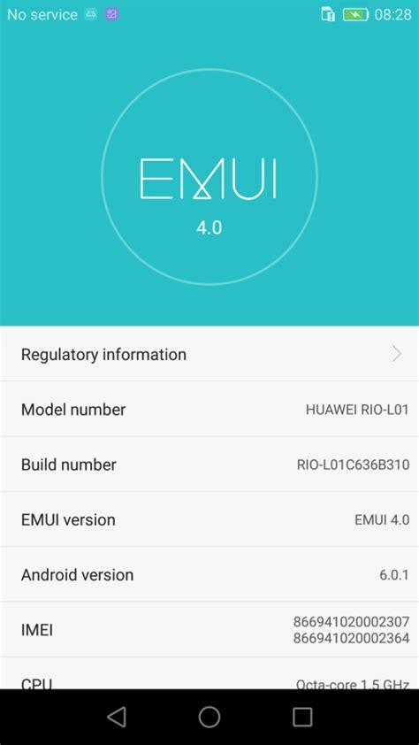 Huawei G7 Plus Marshmallow Update Archives   Carbon Tesla
