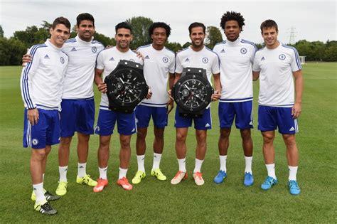 Hublot nouveau Partenaire de Chelsea FC