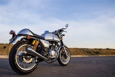 Hudson Boss, una nueva marca de motos española - 20minutos.es