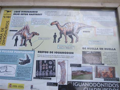 Huellas de Dinosaurio - Regumiel (Burgos) | Dinosaurios en ...