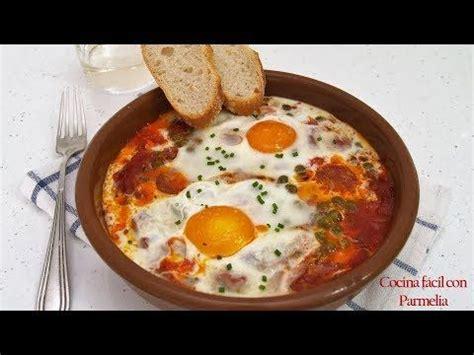 Huevos al plato en microondas ¡Receta Fácil, Rápida y Muy ...