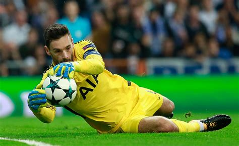 Hugo Lloris was shocked with one call v Real Madrid (Video)