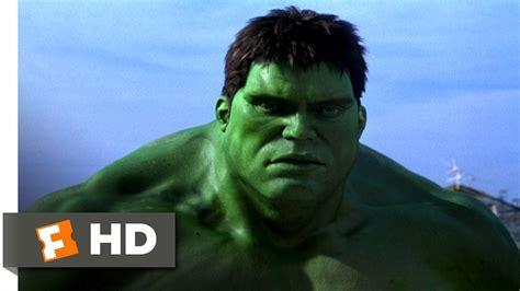 Hulk  2003    Hulk Breaks Out Scene  7/10  | Movieclips ...