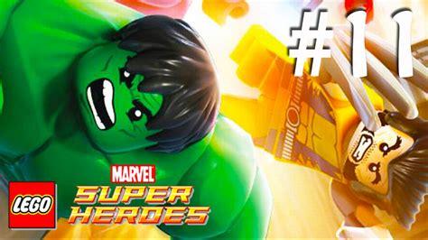 HULK en Español - LEGO Superhéroes Marvel - Juegos de ...