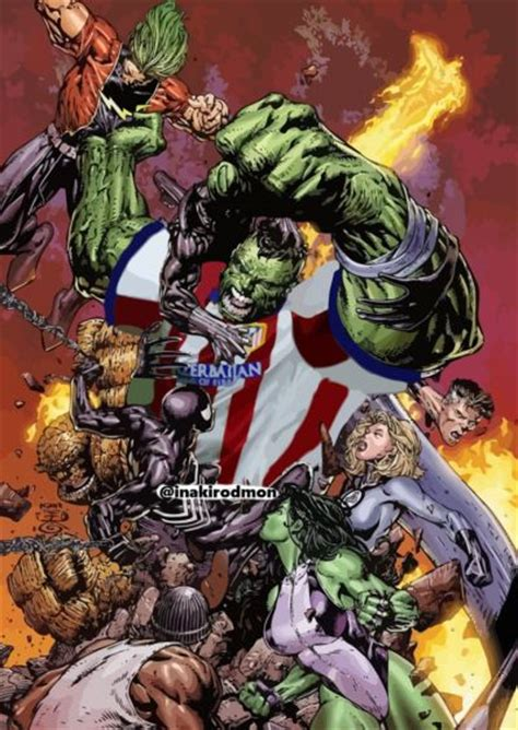 Hulk por Fonsipp   Fondos de pantalla colchonero   Fotos ...