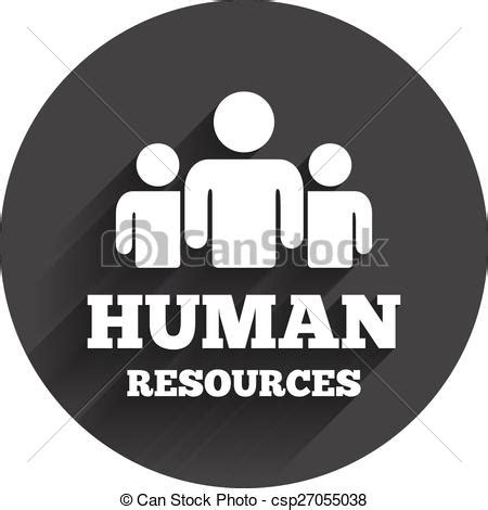Human resources sign icon. hr symbol. workforce of ...