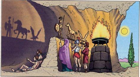.Humano Creativo: Alegoría de la caverna