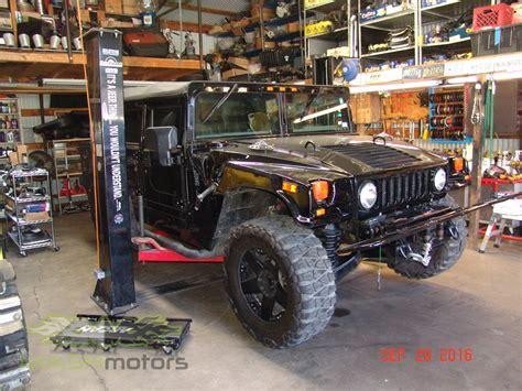 Hummer H1 & Humvee Build | Mash Motors