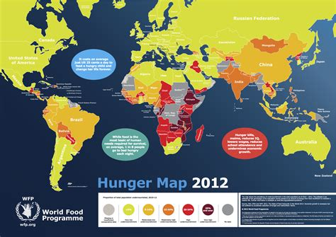 Hunger and Undernourishment   Our World In Data