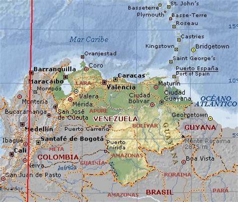 Huso Horario Venezuela
