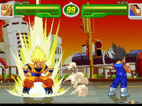 Hyper Dragon Ball Z 4.2B   Download   DBZGames.org