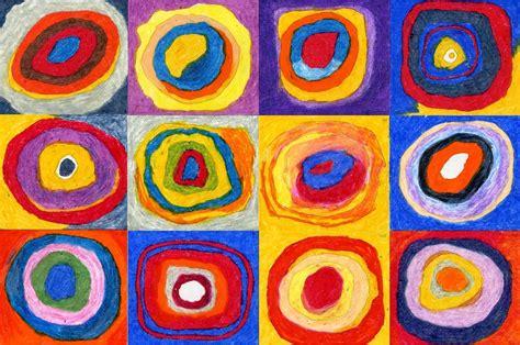 I colori di Kandinsky - Giovani Genitori