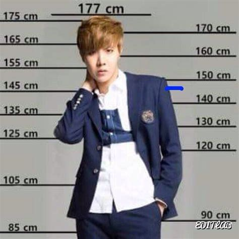 I compared my height to BTS | K Pop Amino