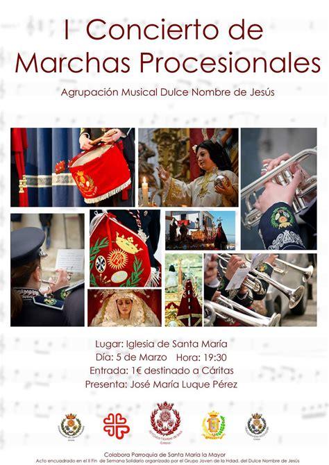 I Concierto de Marchas Procesionales en Estepa ⇨ Visit ...