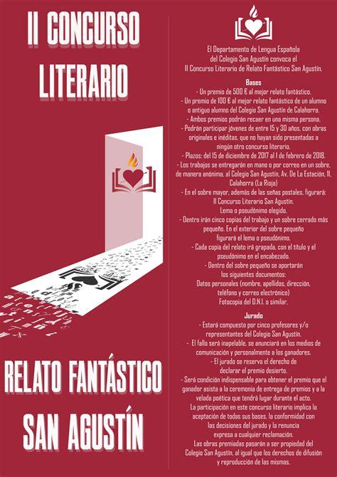 I CONCURSO LITERARIO  LLAVES PARA UN FUTURO DIGNO PARA ...