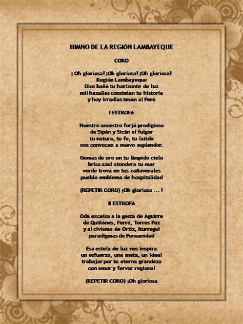 I.E. Nicanor de la Fuente Sifuentes NIXA: HIMNO DE LA ...