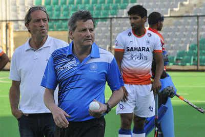I have been fired as Indian hockey coach, claims Paul van ...