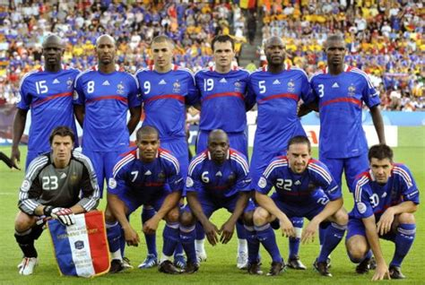 I'm CoMiNg: France football team