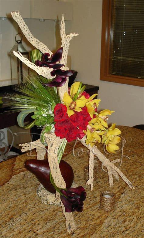 I often use driftwood in flower arrangements. It adds a ...