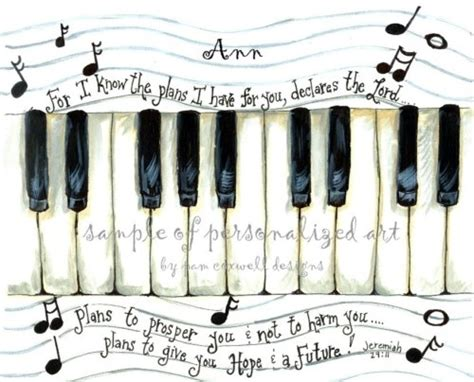 I want this so bad!!! Set of three....piano keys, treble ...