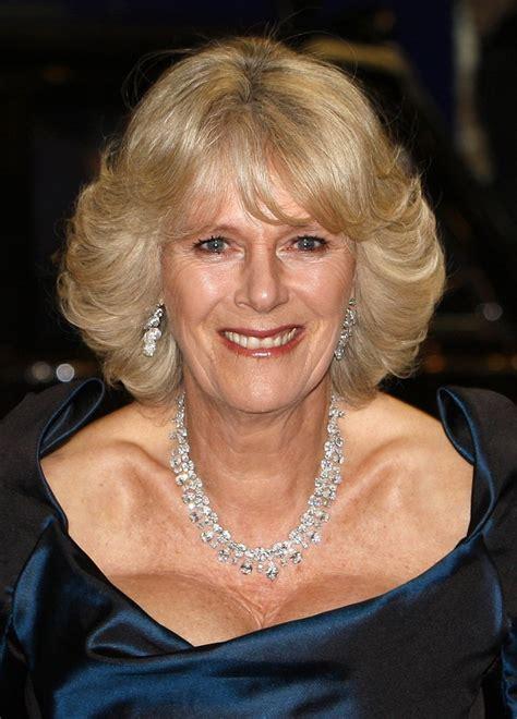 I Was Here.: Camilla Parker Bowles