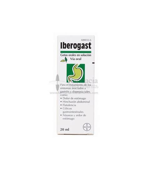 Iberogast Gotas Orales tratamiento eficaz contra gases y ...