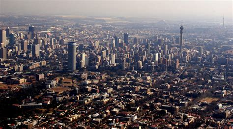 IBMVoice: Johannesburg: A Model Of Urban Renewal For The World