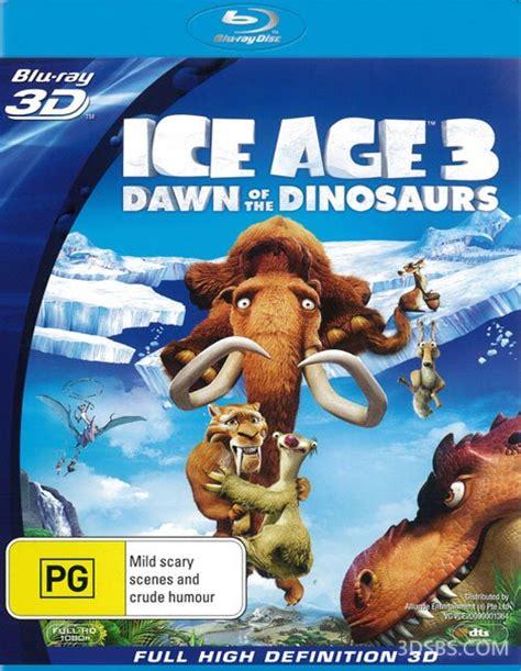 Ice Age 3 3D dual Español Latino-Inglés - Descargar Gratis