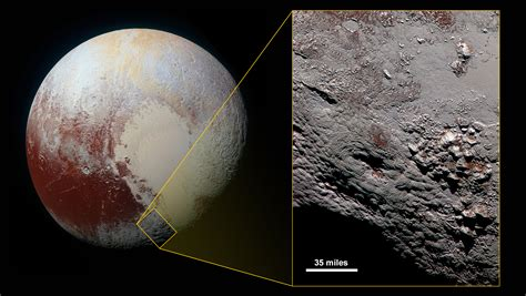 Ice Volcano Discovered in NASA s New Images of Pluto