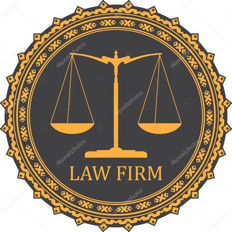 Icono de la balanza de la justicia — Vector de stock ...
